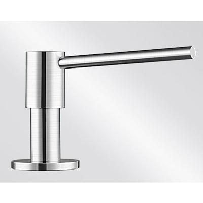 blanco piona sp lmittelspender edelstahl seidenglanz 515991 online shop armaturen dispenser. Black Bedroom Furniture Sets. Home Design Ideas