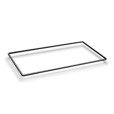 silverline flow in edelstahl seitenleisten online shop zubeh r sonstiges. Black Bedroom Furniture Sets. Home Design Ideas