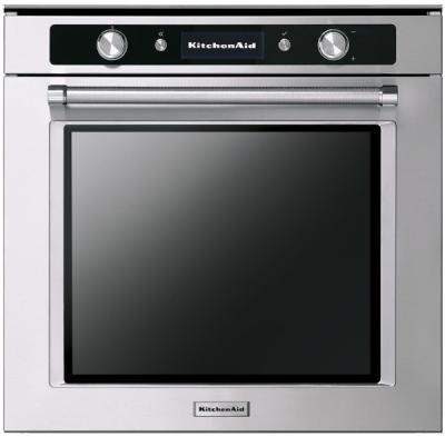 kitchenaid kolss 60600 multifunktionsbackofen eek a online shop backofen standard h he 60 cm. Black Bedroom Furniture Sets. Home Design Ideas