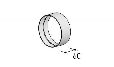 BERBEL Rundrohrverbinder R 150 mm