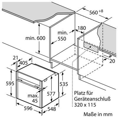 Neff Bfs1522n Fullsteam Dampfbackofen Eek A Online Shop Backofen