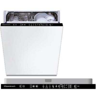 KÜPPERSBUSCH IGV 6506.3 Vollintegrierter Geschirrspüler Comfort+, EEK A+