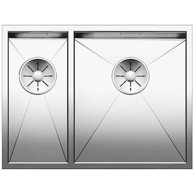 blanco zerox 340 180 if if becken edelstahl seidenglanz online shop sp len edelstahl 60. Black Bedroom Furniture Sets. Home Design Ideas