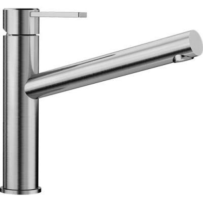 BLANCO AMBIS Küchenarmatur 523118 Edelstahl gebürstet Hochdruck ...