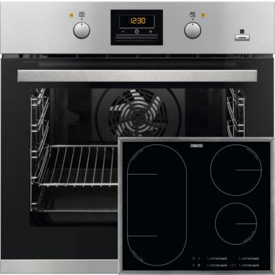 zanussi zb65il6470 backofen set zob65902xu zil6470xb online shop backofen backofen set. Black Bedroom Furniture Sets. Home Design Ideas