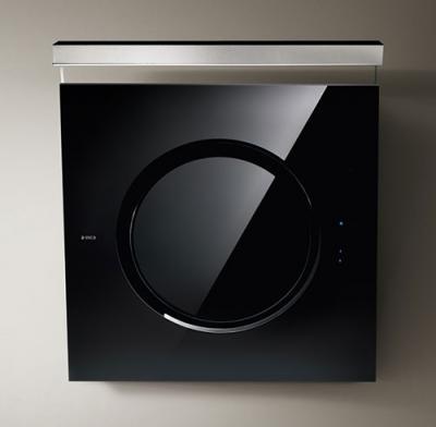 Elica om design dunstabzug schwarz 80 cm online shop for Elica dunstabzug kohlefilter